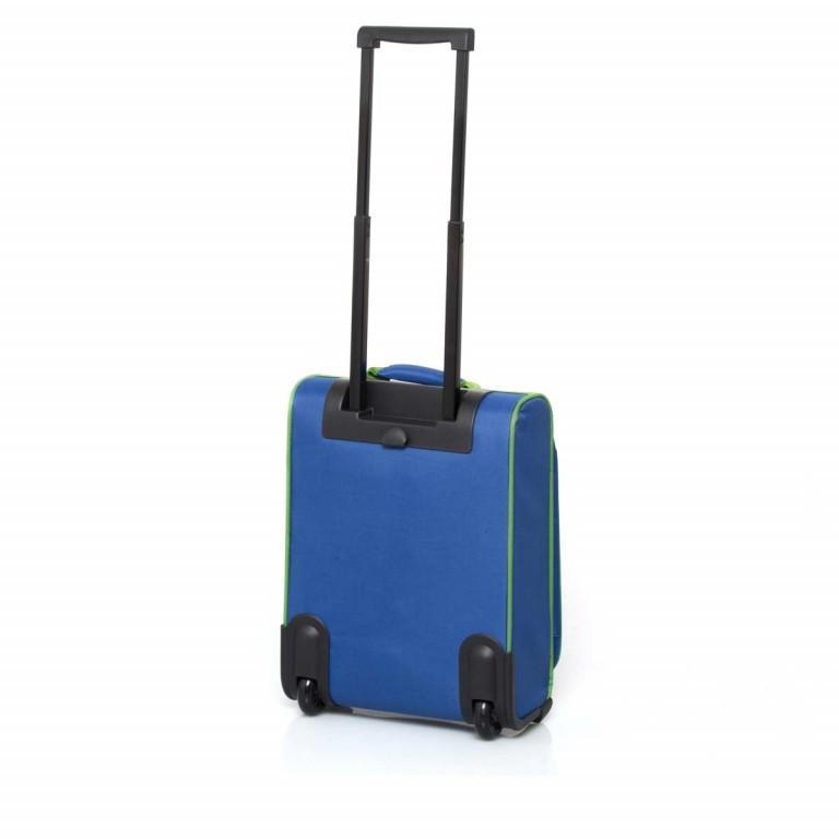 Travelite Kindertrolley Youngster 43cm Blau, Farbe: blau/petrol, Marke: Travelite, Abmessungen in cm: 31.0x43.0x18.0, Bild 3 von 6
