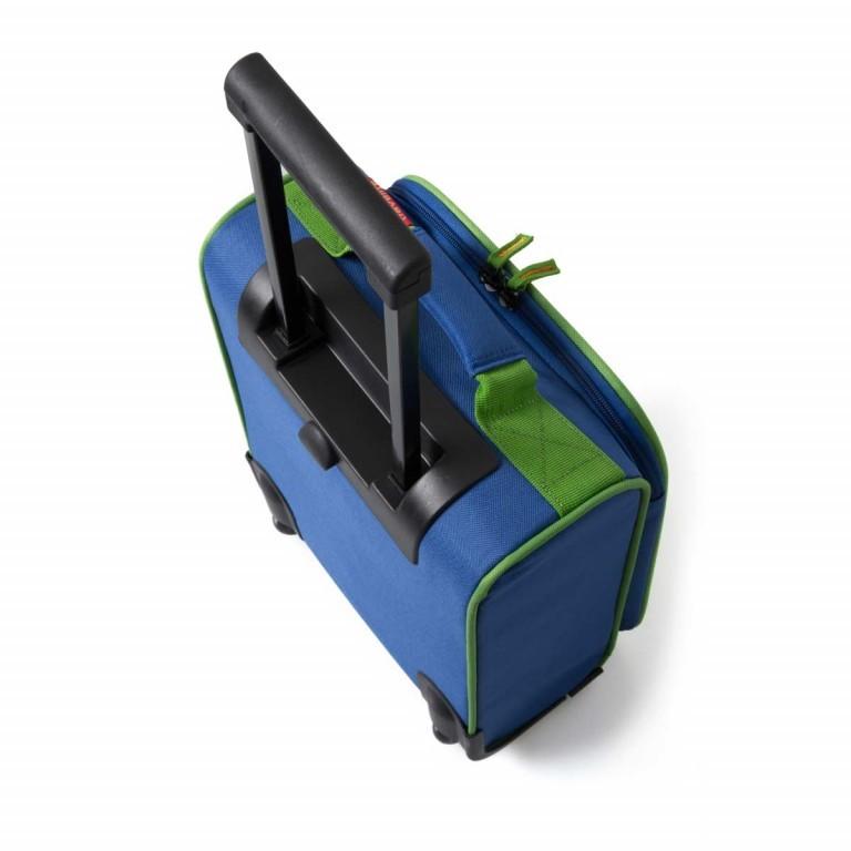 Travelite Kindertrolley Youngster 43cm Blau, Farbe: blau/petrol, Marke: Travelite, Abmessungen in cm: 31.0x43.0x18.0, Bild 5 von 6