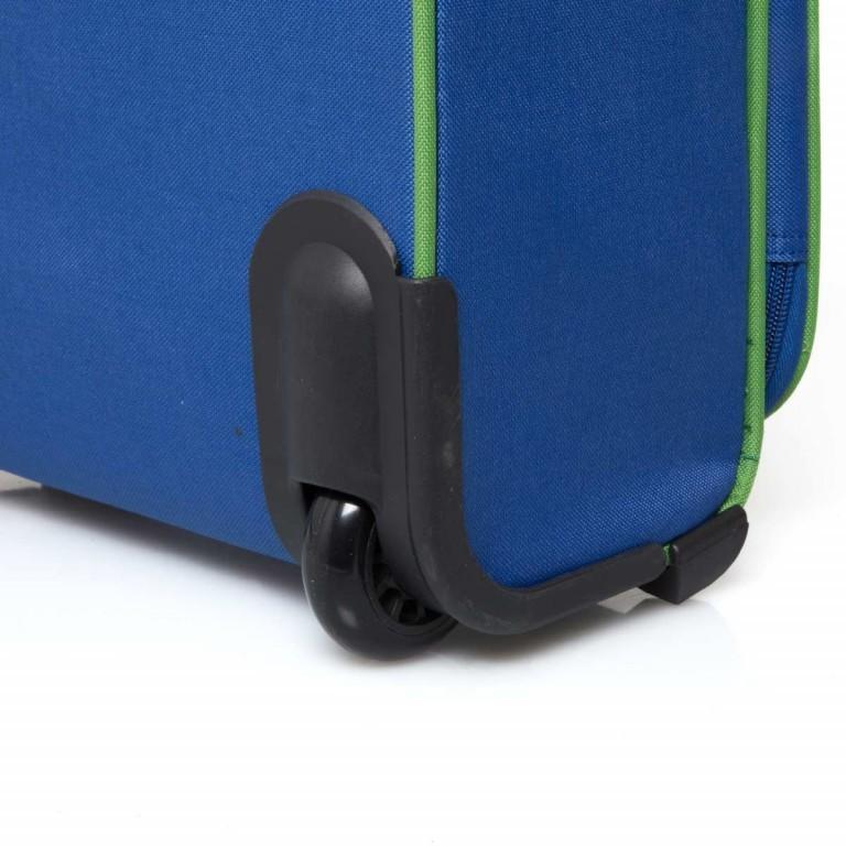 Travelite Kindertrolley Youngster 43cm Blau, Farbe: blau/petrol, Marke: Travelite, Abmessungen in cm: 31.0x43.0x18.0, Bild 6 von 6
