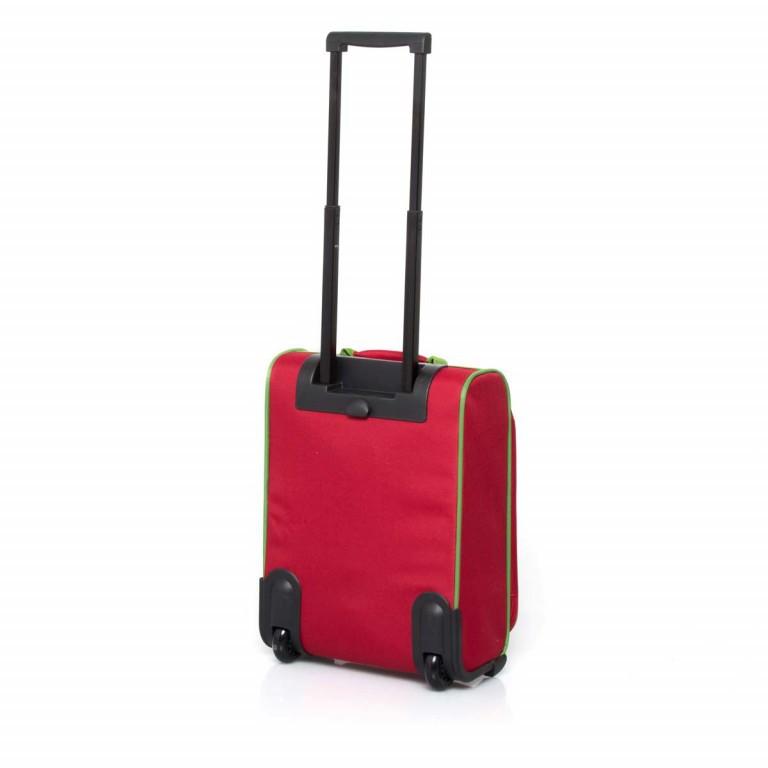 Travelite Kindertrolley Youngster 43cm Rot, Farbe: rot/weinrot, Marke: Travelite, Abmessungen in cm: 31.0x43.0x18.0, Bild 3 von 6