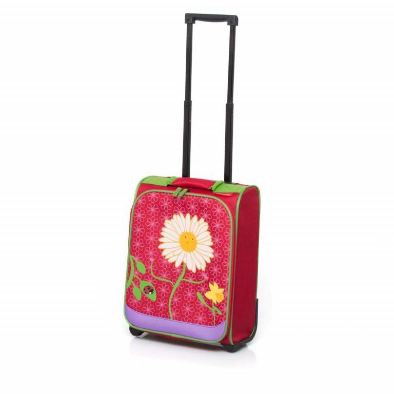 Travelite Kindertrolley Youngster 43cm Rot, Farbe: rot/weinrot, Marke: Travelite, Abmessungen in cm: 31.0x43.0x18.0, Bild 2 von 6
