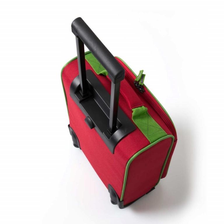 Travelite Kindertrolley Youngster 43cm Rot, Farbe: rot/weinrot, Marke: Travelite, Abmessungen in cm: 31.0x43.0x18.0, Bild 5 von 6