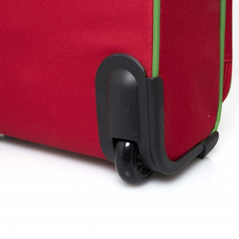 Travelite Kindertrolley Youngster 43cm Rot, Farbe: rot/weinrot, Marke: Travelite, Abmessungen in cm: 31.0x43.0x18.0, Bild 6 von 6
