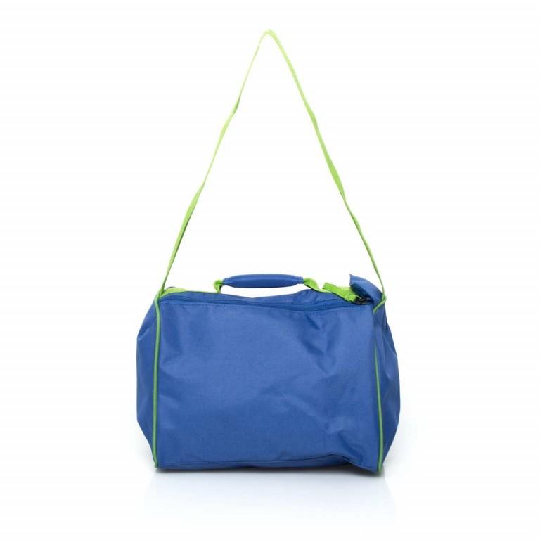 Travelite Reisetasche Youngster 32cm Blau, Farbe: blau/petrol, Marke: Travelite, Abmessungen in cm: 32.0x25.0x18.0, Bild 3 von 5