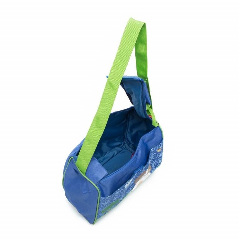 Travelite Reisetasche Youngster 32cm Blau, Farbe: blau/petrol, Marke: Travelite, Abmessungen in cm: 32.0x25.0x18.0, Bild 5 von 5