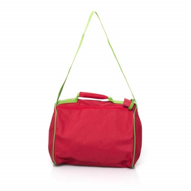 Travelite Reisetasche Youngster 32cm Rot, Farbe: rot/weinrot, Marke: Travelite, Abmessungen in cm: 32.0x25.0x18.0, Bild 3 von 4