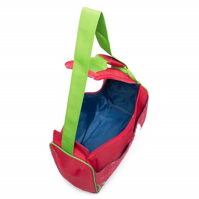 Travelite Reisetasche Youngster 32cm Rot, Farbe: rot/weinrot, Marke: Travelite, Abmessungen in cm: 32.0x25.0x18.0, Bild 4 von 4