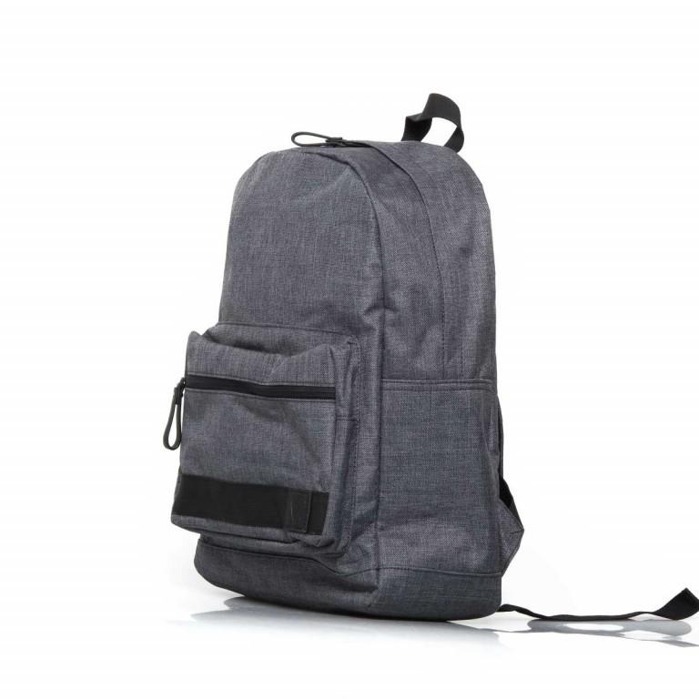 Strellson Northwood Daypack Dark Grey, Farbe: anthrazit, Marke: Strellson, EAN: 4053533401840, Abmessungen in cm: 32.0x43.5x11.5, Bild 2 von 5