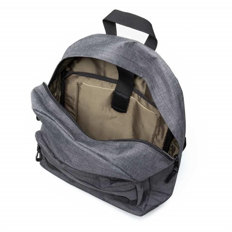 Strellson Northwood Daypack Dark Grey, Farbe: anthrazit, Marke: Strellson, EAN: 4053533401840, Abmessungen in cm: 32.0x43.5x11.5, Bild 5 von 5