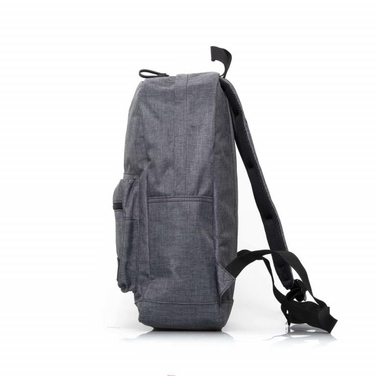Strellson Northwood Daypack Dark Grey, Farbe: anthrazit, Marke: Strellson, EAN: 4053533401840, Abmessungen in cm: 32.0x43.5x11.5, Bild 3 von 5