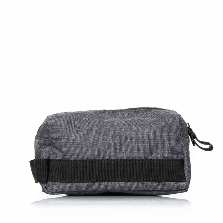 Strellson Northwood Wash Bag Dark Grey, Farbe: anthrazit, Marke: Strellson, EAN: 4053533401888, Abmessungen in cm: 25.0x13.0x13.0, Bild 1 von 4