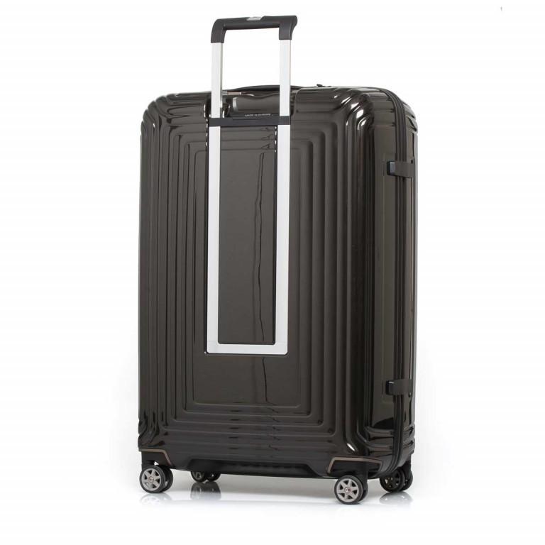 Samsonite Koffer/Trolley Neopulse 65754 Spinner 75 Metallic Black, Farbe: schwarz, Marke: Samsonite, Abmessungen in cm: 51.0x75.0x28.0, Bild 7 von 10