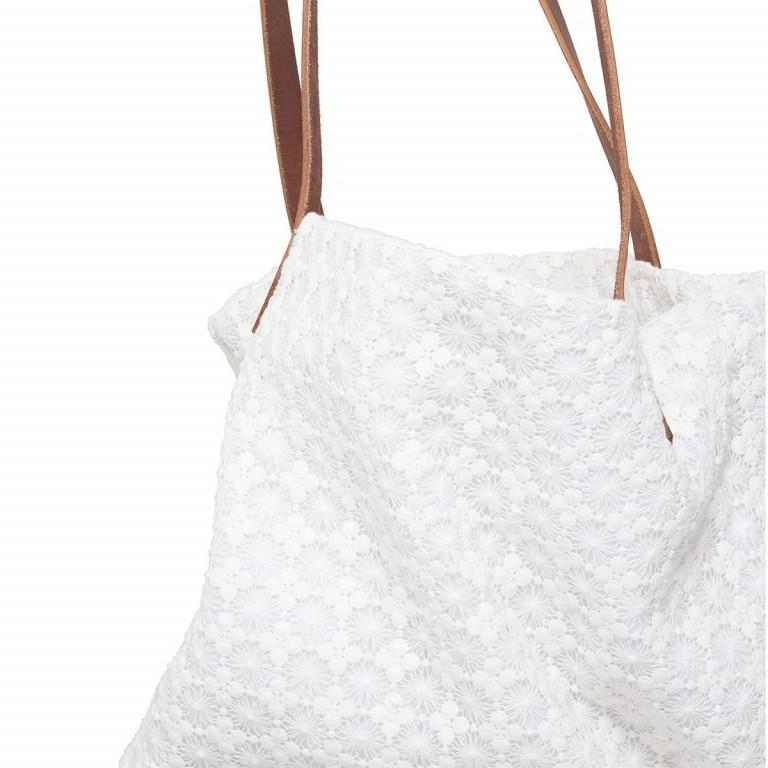 Anokhi Cooton Espandrilles Lace, Farbe: weiß, Marke: Anokhi, Abmessungen in cm: 40.0x35.0x17.0, Bild 4 von 5