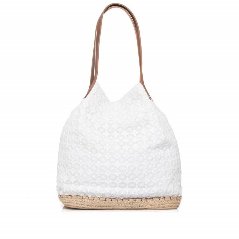 Anokhi Cooton Espandrilles Lace, Farbe: weiß, Marke: Anokhi, Abmessungen in cm: 40.0x35.0x17.0, Bild 3 von 5