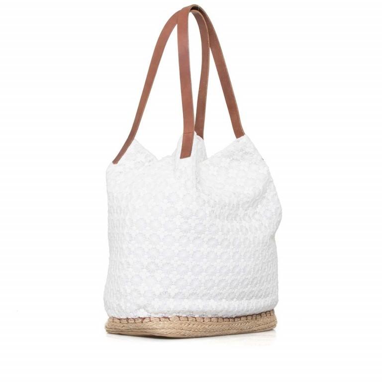 Anokhi Cooton Espandrilles Lace, Farbe: weiß, Marke: Anokhi, Abmessungen in cm: 40.0x35.0x17.0, Bild 2 von 5