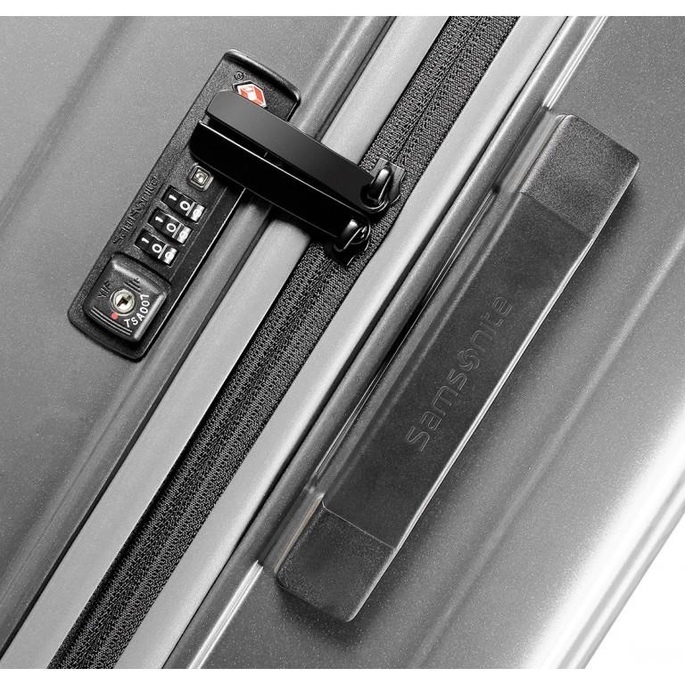 Samsonite Neopulse 65754 Spinner 75 Metallic Silver, Farbe: grau, Marke: Samsonite, Abmessungen in cm: 51.0x75.0x28.0, Bild 4 von 5