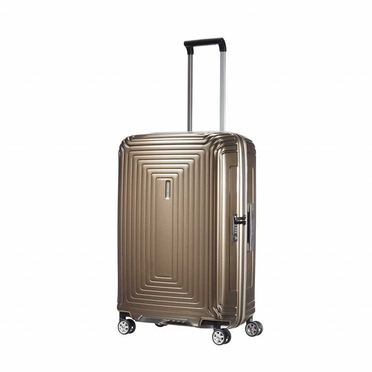 Samsonite Neopulse 65753 Spinner 69 Metallic Sand, Farbe: braun, Manufacturer: Samsonite, Dimensions (cm): 46.0x69.0x27.0, Image 2 of 4