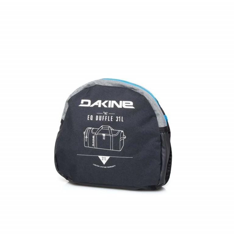 Dakine EQ Bag Small 31l Reise-/Sporttasche Tabor Graphit, Farbe: anthrazit, Marke: Dakine, EAN: 0610934042092, Abmessungen in cm: 48.0x25.0x28.0, Bild 4 von 4