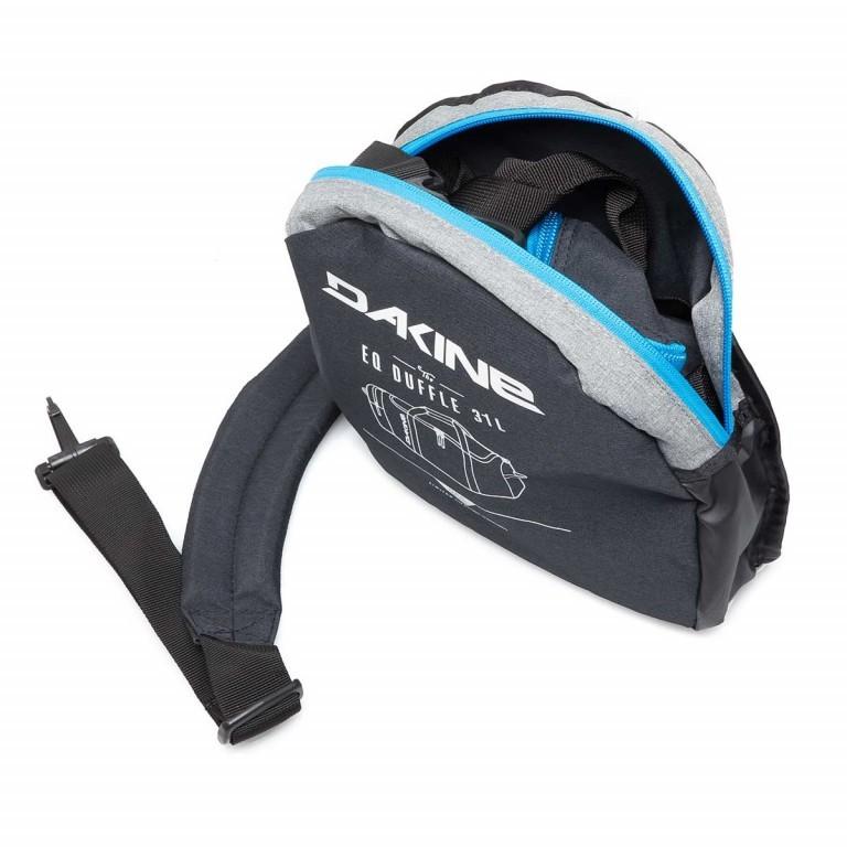 Dakine EQ Bag Small 31l Reise-/Sporttasche Tabor Graphit, Farbe: anthrazit, Marke: Dakine, EAN: 0610934042092, Abmessungen in cm: 48.0x25.0x28.0, Bild 3 von 4