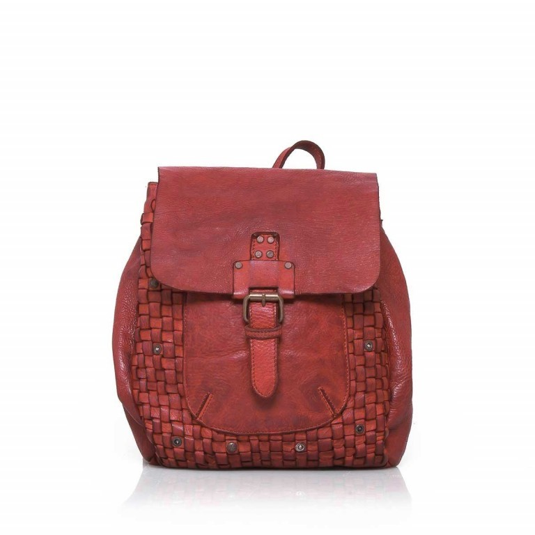 HARBOUR2nd Rucksack Selene Red, Farbe: rot/weinrot, Manufacturer: Harbour 2nd, Dimensions (cm): 25.0x30.0x10.0, Image 1 of 4