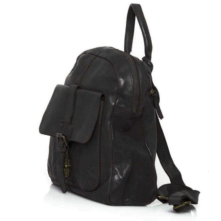 HARBOUR2nd Rucksack Gudrun Dark Ash, Farbe: anthrazit, Manufacturer: Harbour 2nd, Dimensions (cm): 35.0x28.0x8.0, Image 2 of 4