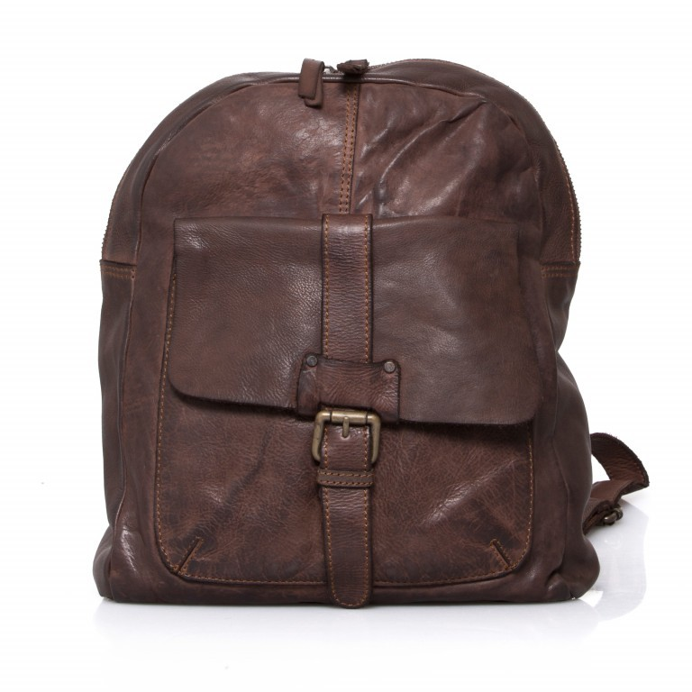 HARBOUR2nd Rucksack Gudrun Brown, Farbe: braun, Manufacturer: Harbour 2nd, Dimensions (cm): 35.0x28.0x8.0, Image 1 of 5