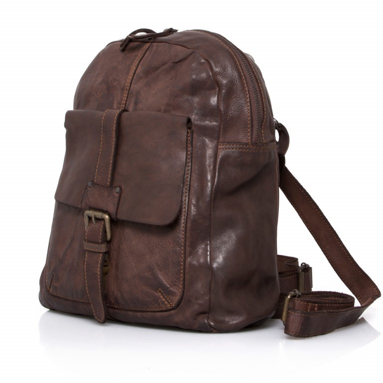 HARBOUR2nd Rucksack Gudrun Brown, Farbe: braun, Manufacturer: Harbour 2nd, Dimensions (cm): 35.0x28.0x8.0, Image 2 of 5