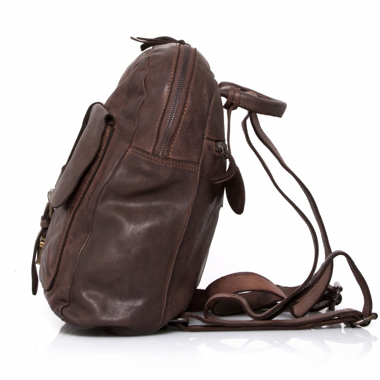 HARBOUR2nd Rucksack Gudrun Brown, Farbe: braun, Manufacturer: Harbour 2nd, Dimensions (cm): 35.0x28.0x8.0, Image 3 of 5