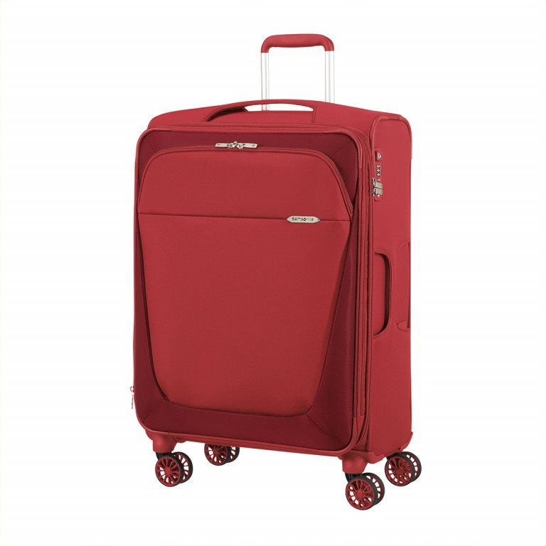 Samsonite B-Lite 3 64951 Spinner 71 Expandable Red, Farbe: rot/weinrot, Marke: Samsonite, Abmessungen in cm: 46.0x29.0x71.0, Bild 1 von 7
