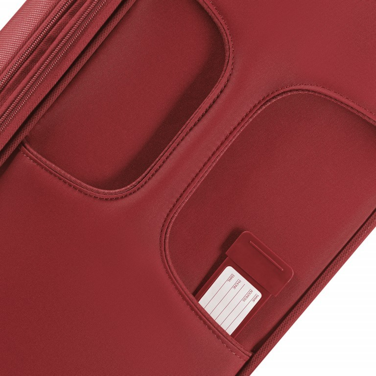 Samsonite B-Lite 3 64950 Spinner 63 Expandable Red, Farbe: rot/weinrot, Marke: Samsonite, Abmessungen in cm: 41x63x26, Bild 3 von 7