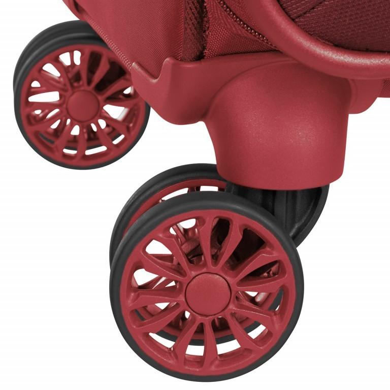 Samsonite B-Lite 3 64950 Spinner 63 Expandable Red, Farbe: rot/weinrot, Marke: Samsonite, Abmessungen in cm: 41x63x26, Bild 7 von 7