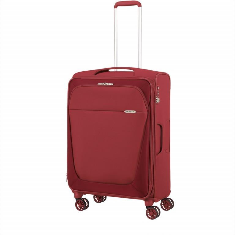 Samsonite B-Lite 3 64948 Spinner 55 Red, Farbe: rot/weinrot, Marke: Samsonite, Abmessungen in cm: 55.0x40.0x20.0, Bild 2 von 8