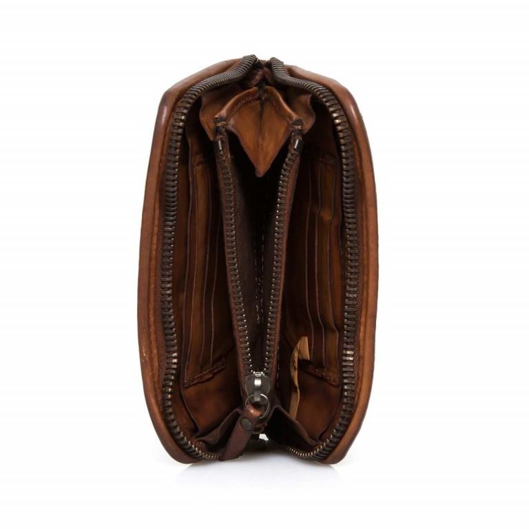 Campomaggi Börse Leder CP0108-VL 1702 Cognac, Farbe: cognac, Marke: Campomaggi, Abmessungen in cm: 16.5x11.0x3.0, Bild 3 von 3