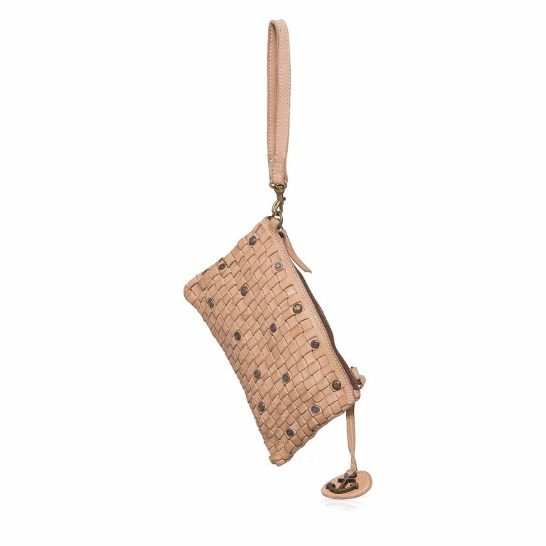 HARBOUR2nd Clutch Lillen Taupe, Marke: Harbour 2nd, Abmessungen in cm: 23.0x13.0x2.0, Bild 2 von 6