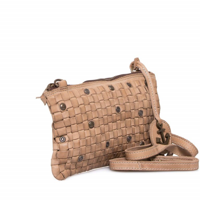 HARBOUR2nd Clutch Lillen Taupe, Manufacturer: Harbour 2nd, Dimensions (cm): 23.0x13.0x2.0, Image 3 of 6