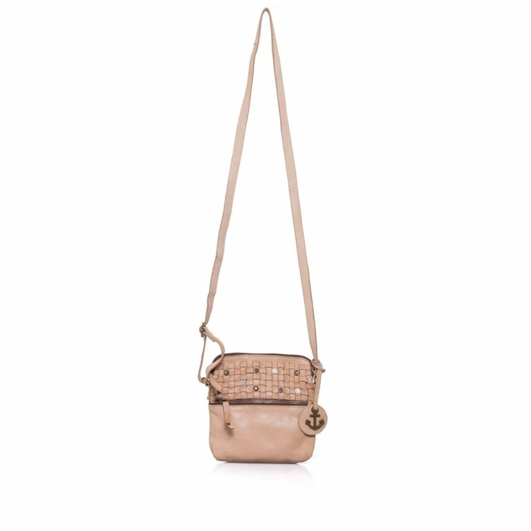 HARBOUR2nd Crossbag Selma Taupe, Manufacturer: Harbour 2nd, Dimensions (cm): 19.0x20.0x3.0, Image 2 of 5