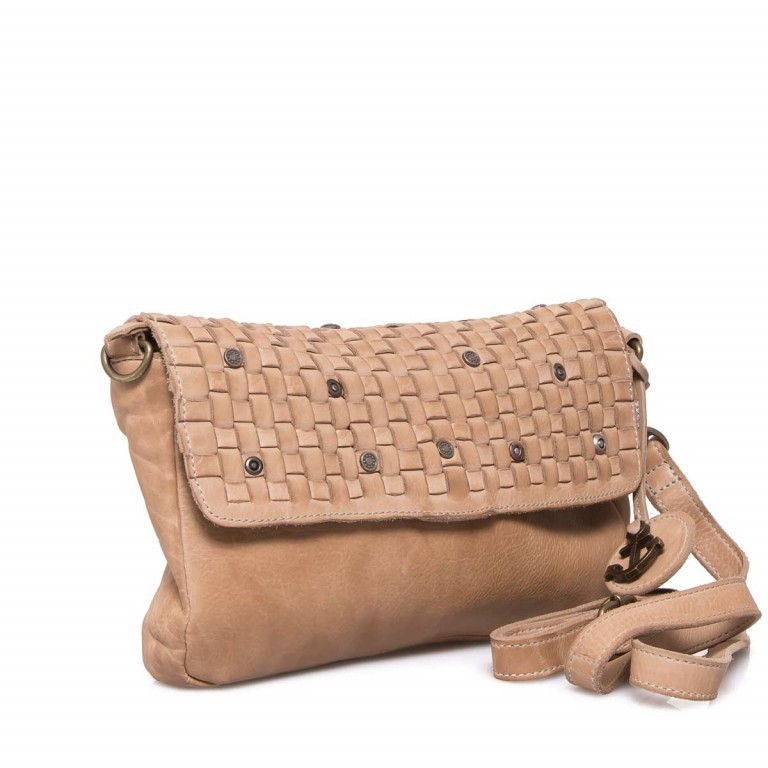 HARBOUR 2nd Clutch Loa Taupe, Marke: Harbour 2nd, Abmessungen in cm: 28.5x19.0x3.0, Bild 2 von 4