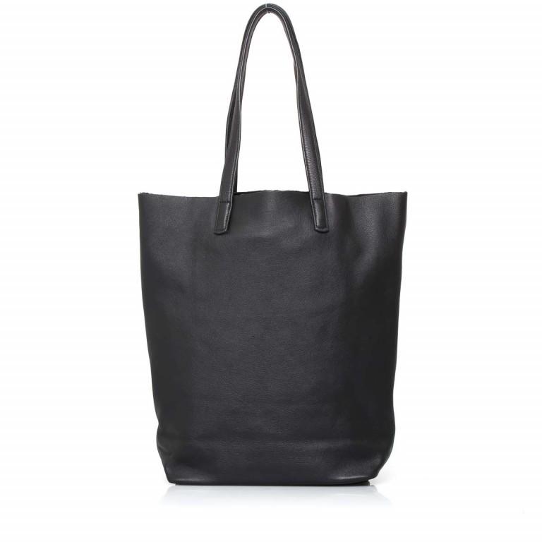LIEBESKIND Vintage Viki Shopper Black, Farbe: schwarz, Manufacturer: Liebeskind Berlin, EAN: 4051436860177, Dimensions (cm): 35.0x38.5x9.0, Image 4 of 4