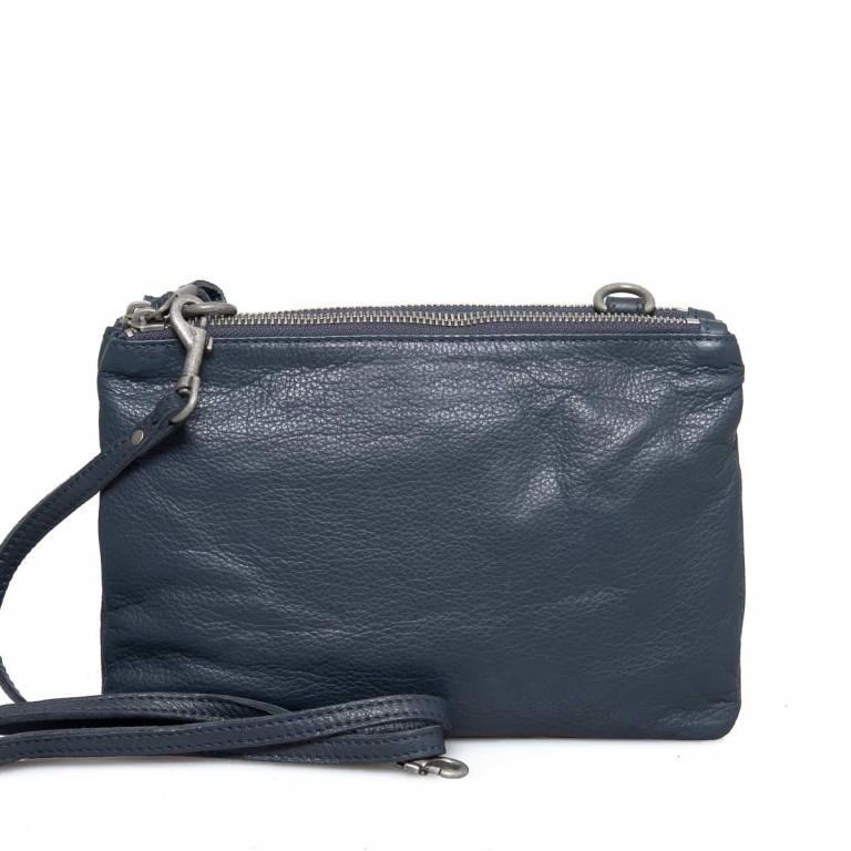 LIEBESKIND Vintage Karen 6 Kleine Tasche Dark Blue, Farbe: blau/petrol, Marke: Liebeskind Berlin, EAN: 4051436837698, Abmessungen in cm: 24.0x16.0x4.0, Bild 4 von 4