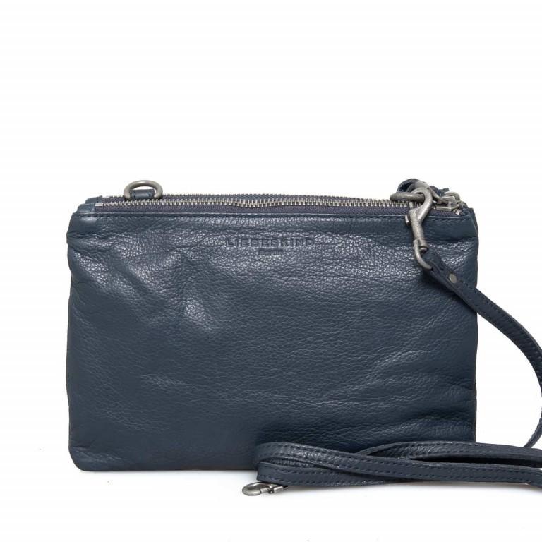 LIEBESKIND Vintage Karen 6 Kleine Tasche Dark Blue, Farbe: blau/petrol, Marke: Liebeskind Berlin, EAN: 4051436837698, Abmessungen in cm: 24.0x16.0x4.0, Bild 1 von 4