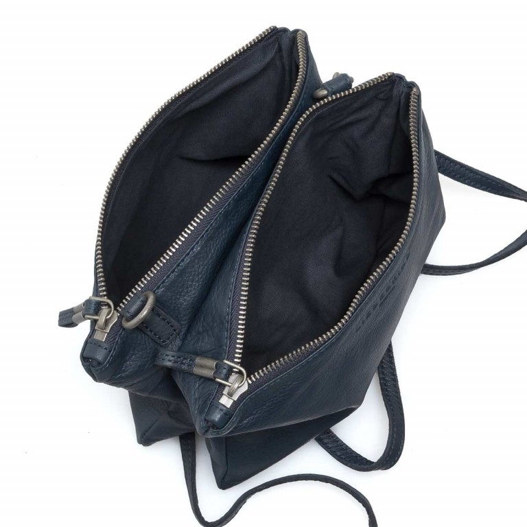 LIEBESKIND Vintage Karen 6 Kleine Tasche Dark Blue, Farbe: blau/petrol, Marke: Liebeskind Berlin, EAN: 4051436837698, Abmessungen in cm: 24.0x16.0x4.0, Bild 3 von 4