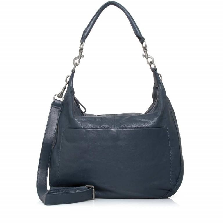 LIEBESKIND Vintage Pazia 6 Beutel Dark Blue, Farbe: blau/petrol, Marke: Liebeskind Berlin, EAN: 4051436837902, Abmessungen in cm: 40.0x35.0x8.5, Bild 1 von 4