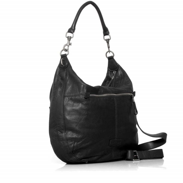 LIEBESKIND Vintage Pazia 6 Beutel Black, Farbe: schwarz, Marke: Liebeskind Berlin, EAN: 4051436837872, Abmessungen in cm: 40.0x35.0x8.5, Bild 3 von 4