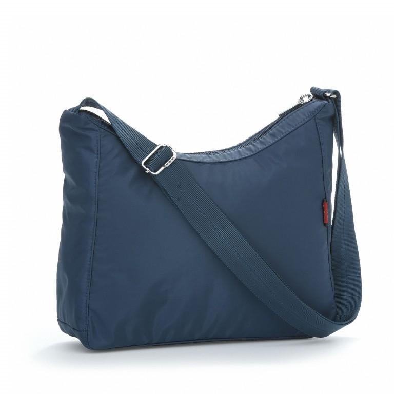 Hedgren Inner City Shoulder Bag Harper's S Dress-Blue, Farbe: blau/petrol, Marke: Hedgren, Abmessungen in cm: 29.0x24.0x8.5, Bild 3 von 3