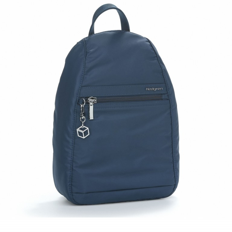 Hedgren Inner City Vogue L Rucksack Dress-Blue, Farbe: blau/petrol, Marke: Hedgren, Abmessungen in cm: 25.0x35.0x10.0, Bild 1 von 3