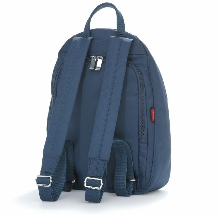 Hedgren Inner City Vogue L Rucksack Dress-Blue, Farbe: blau/petrol, Marke: Hedgren, Abmessungen in cm: 25.0x35.0x10.0, Bild 3 von 3