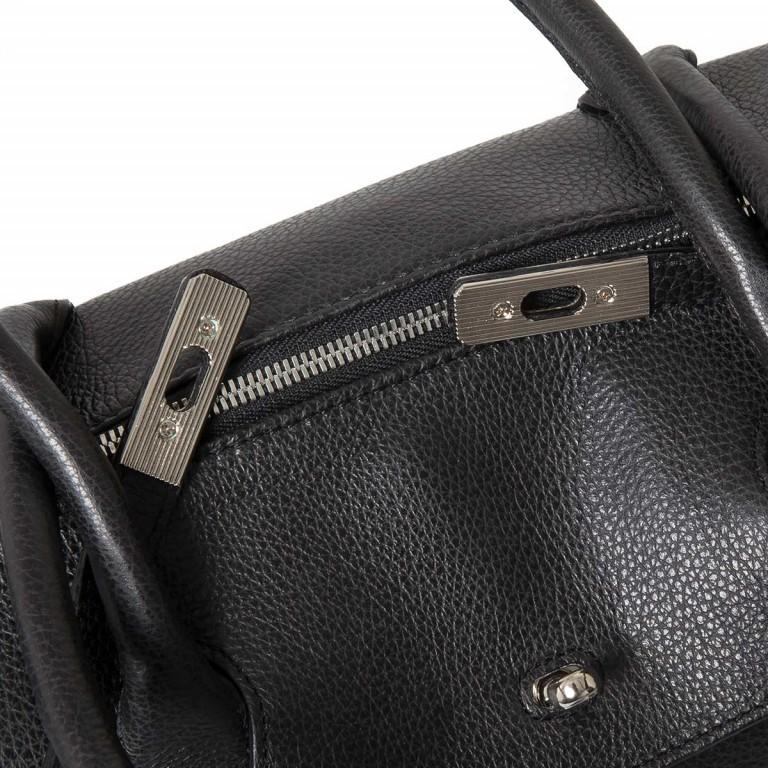 GiGi FRATELLI Romance 0038 Business Shopper Black, Farbe: schwarz, Marke: Gigi Fratelli, Abmessungen in cm: 39.0x29.0x13.5, Bild 6 von 6