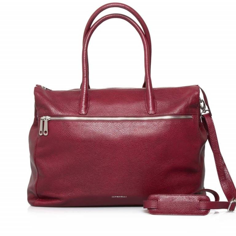 GiGi FRATELLI Romance 8007 Business Shopper Rubino, Farbe: rot/weinrot, Marke: Gigi Fratelli, Abmessungen in cm: 43.0x35.0x12.0, Bild 1 von 7