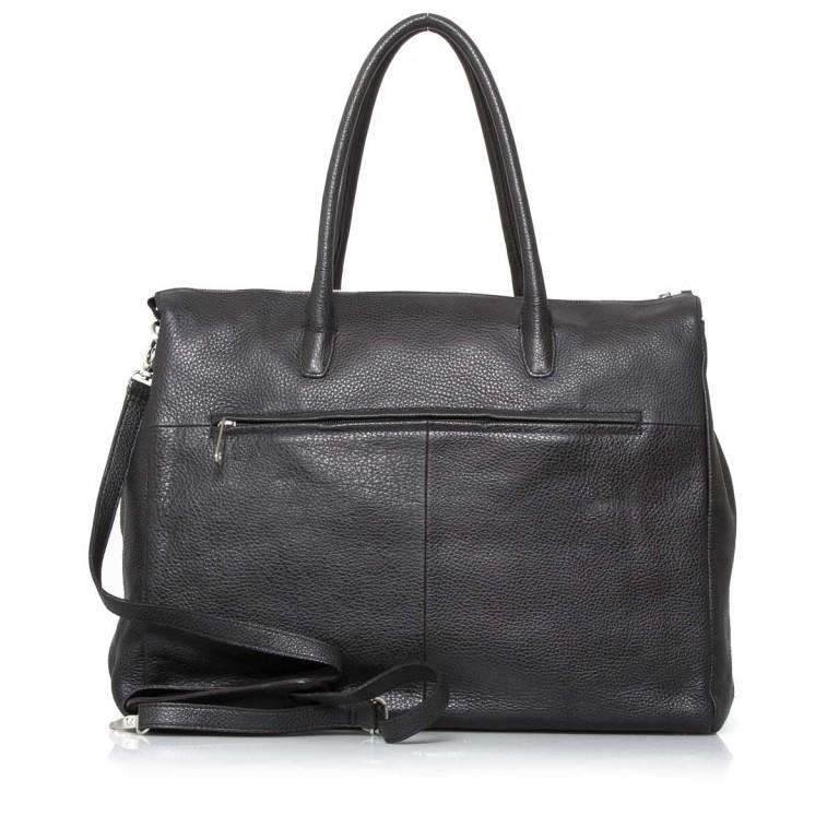 GiGi FRATELLI Romance 8007 Business Shopper Black, Farbe: schwarz, Marke: Gigi Fratelli, Abmessungen in cm: 43.0x35.0x12.0, Bild 3 von 7