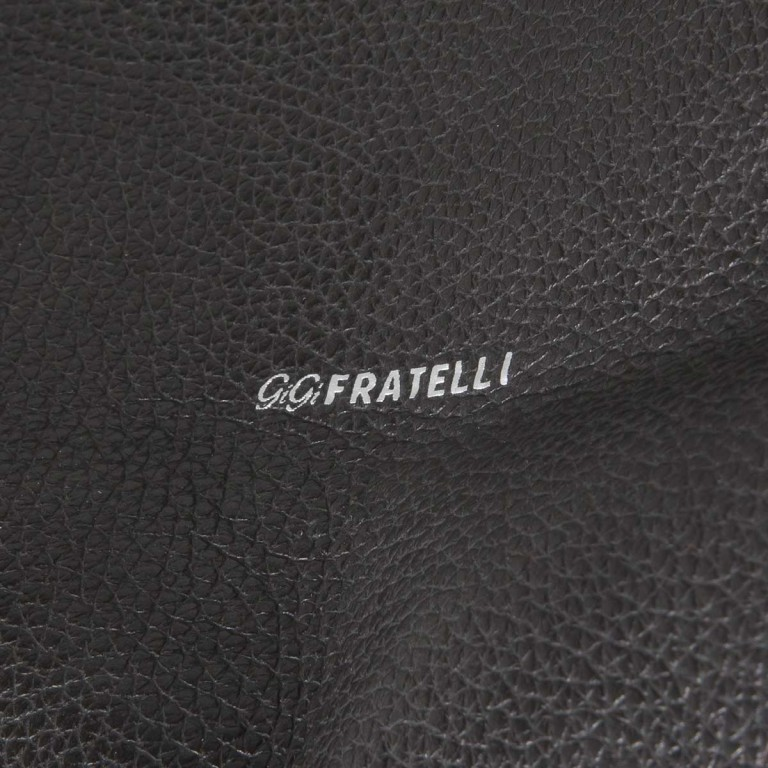 GiGi FRATELLI Romance 8007 Business Shopper Black, Farbe: schwarz, Marke: Gigi Fratelli, Abmessungen in cm: 43.0x35.0x12.0, Bild 7 von 7